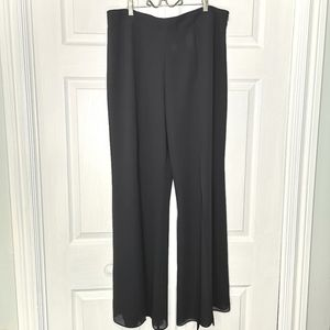 Cartise Split Leg Palazzo Dress Pants Size 14